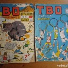 Tebeos y Cómics Extras: 2 COMIC TBO EXTRAORDINARIOS. Lote 102776743