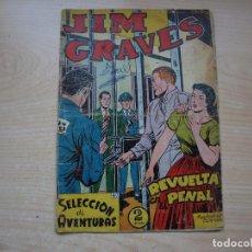 Tebeos y Cómics Extras: JIM GRQAVES - NÚMERO 40 - TORAY. Lote 103141359