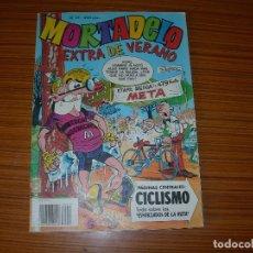 Tebeos y Cómics Extras: MORTADELO EXTRA DE VERANO Nº 13 EDITA BRUGUERA . Lote 103793903
