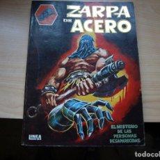 Tebeos y Cómics Extras: ZARPA DE ACERO. RETAPADO CON LOS NÚMEROS DEL 1 AL 5 - AÑO 1983 - VERTICE. Lote 103871419