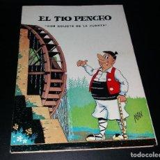 Tebeos y Cómics Extras: COMIC/TEBEO. EL TÍO PENCHO, DON QUIJOTE DE LA HUERTA 2. 1972-73, MAN. Lote 103885763