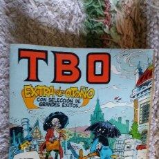 Tebeos y Cómics Extras: TBO EXTRA DE OTOÑO CON SELECCION DE GRANDES EXITOS. Lote 104315467