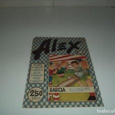 Tebeos y Cómics Extras: ALEX, AÑO 1.955. Nº 2. ORIGINAL DIBUJANTES EMILIO FREIXAS, ENRIQUE BADIA Y PEDRO GARCIA. ED.SIMBOLO.. Lote 105640411