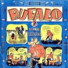 Tebeos y Cómics Extras: BUFALO, AÑO 1.950. Nº 5 - 7 - 8. SON ORIGINALES EDITORIAL DE HARO. ESTAN MUY NUEVOS. Lote 107630123