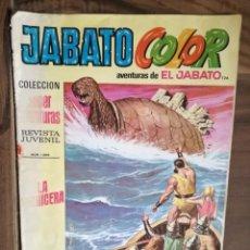 Tebeos y Cómics Extras: TEBEO DE EL JABATO. Lote 108407227