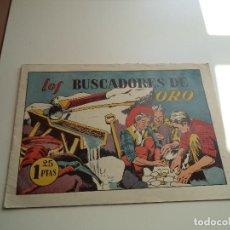 Tebeos y Cómics Extras: HISTORIETAS GRAFICAS, Nº 9 LOS BUSCADORES DE ORO, AÑO 1942 ORIGINAL EDITORIAL AMELLER ESTA MUY NUEVO. Lote 109526219
