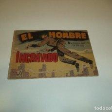 Tebeos y Cómics Extras: EL HOMBRE INGRÁVIDO, DICK TAYLOR, EN LA COBRA DORADA, DEUDA PAGADA. AÑO 1.943. SON ORIGINALES.. Lote 110246115