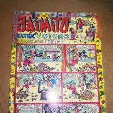 Tebeos y Cómics Extras: JAIMITO - EXTRA DE OTOÑO - 1972 - SIN LEER - NUEVO DE TIENDA. Lote 115185855