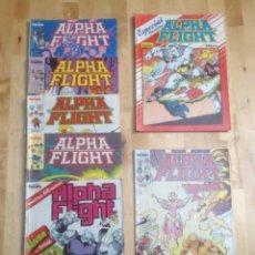 Tebeos y Cómics Extras: ALPHA FLIGHT. Lote 115187379