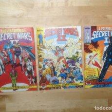 Tebeos y Cómics Extras: SECRET WARS II. Lote 115188239