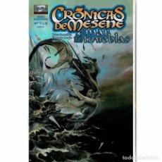 Tebeos y Cómics Extras: CRONICAS DE MESENE 7 EL MAR DE LAS TINIEBLAS. Lote 115239827