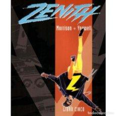 Tebeos y Cómics Extras: ZENITH LIBRO 5. Lote 115273507