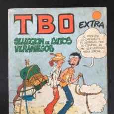 Tebeos y Cómics Extras: TBO EXTRA SELECCION DE EXITOS VERANIEGOS TOMO 9 CON 12 NUMEROS. Lote 118880915