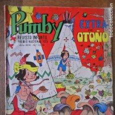 Tebeos y Cómics Extras: PUMBY EXTRA DE OTOÑO 1977 -. Lote 121312883