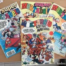 Tebeos y Cómics Extras: MORTADELO EXTRA DE NAVIDAD. Lote 121497911