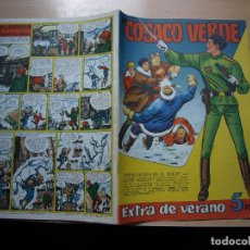 Tebeos y Cómics Extras: EL COSACO VERDE - EXTRA VERANO - BRUGUERA - ORIGINAL. Lote 130830700