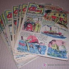 Tebeos: MIS CHICAS 1945 - NUMEROS SUELTOS A 8 EUROS, . Lote 12979705