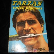 Tebeos: TARZAN ENTRE PIGMEOS GUSTAVO GIL 1956. Lote 7691656