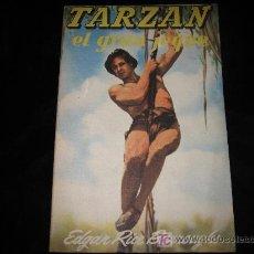 Tebeos: TARZAN EL GRAN JEQUE GUSTAVO GIL 1956. Lote 8193338