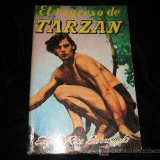 Tebeos: EL REGRESO DE TARZAN GUSTAVO GIL 1964. Lote 8193341