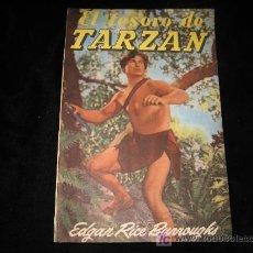 Tebeos: EL TESORO DE TARZAN 1956 GUSTAVO GIL. Lote 7475514