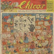Tebeos: CHICOS 1ª SERIE (C.GIL) Nº 267. Lote 21894527