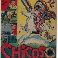 Tebeos: CHICOS, CID. Nº 15. Lote 27463702