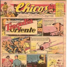 Tebeos: CHICOS Nº343. Lote 23205950