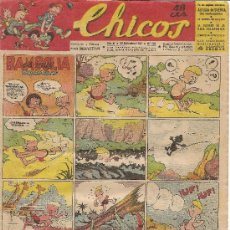 Tebeos: CHICOS Nº 281. Lote 19116699