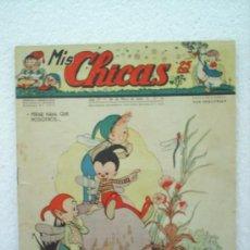 Tebeos: MIS CHICAS N.53 -1942 DE LOS GRANDES. Lote 15095953