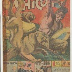 Tebeos: CHICOS Nº 32. CID 1954.. Lote 15545437
