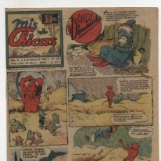Tebeos: MIS CHICAS. C. GIL 1941. Nº 176.. Lote 17142858