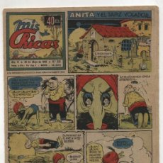 Tebeos: MIS CHICAS. C. GIL 1941. Nº 227.. Lote 17143179