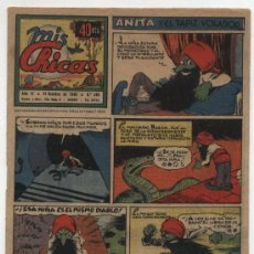 Tebeos: MIS CHICAS. C. GIL 1941. Nº 249.. Lote 17143395