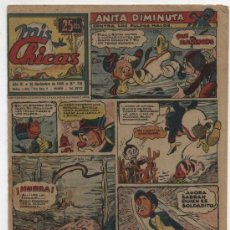 Tebeos: MIS CHICAS. C. GIL 1941. Nº 115.. Lote 17147693