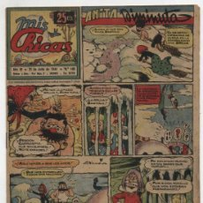 Tebeos: MIS CHICAS. C. GIL 1941. Nº 149.. Lote 17147862