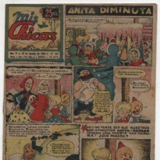 Tebeos: MIS CHICAS. C. GIL 1941. Nº 152.. Lote 17147881