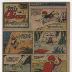 Tebeos: MIS CHICAS. C. GIL 1941. Nº 254.. Lote 17166917