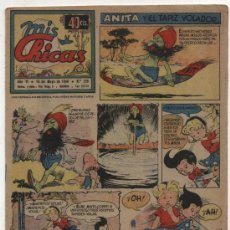 Tebeos: MIS CHICAS. C. GIL 1941. Nº 225.. Lote 17186945
