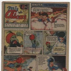 Tebeos: MIS CHICAS. C. GIL 1941. Nº 228.. Lote 17186975