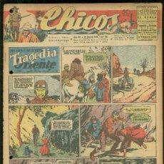 Livros de Banda Desenhada: CHICOS. AÑO VIII. Nº 365. 21 OCTUBRE DE 1945. TRAGEDIA EN ORIENTE.. Lote 18456208