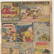 Giornalini: MIS CHICAS Nº 118. C. GIL 1941.. Lote 19196450