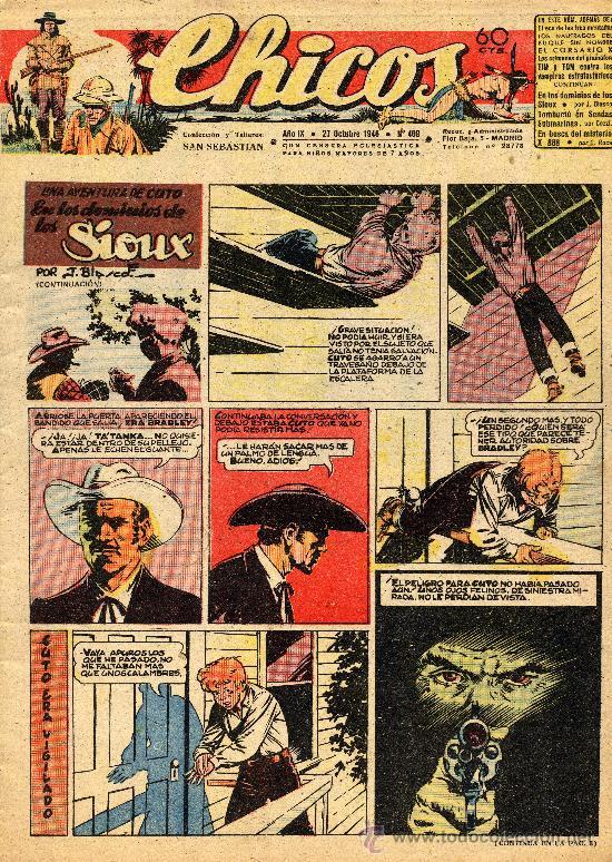 CHICOS Nº409 (CONSUELO GIL). CUTO DE BLASCO, COZZI, PUIGMIEL, COELHO, IRANZO, ROCA... (Tebeos y Comics - Consuelo Gil)
