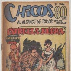 Tebeos: CHICOS 2ª Nº 15. CONSUELO GIL 1950.. Lote 23651784