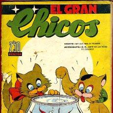 Tebeos: EL GRAN CHICOS Nº 15 , CONSUELO GIL ,ORIGINAL. Lote 26485431