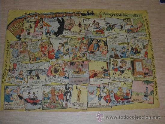 Tebeos: EL GRAN CHICOS - JULIO DE 1946 - Nº 9 - PORTADA ILUSTRADA POR C. ROCA - CONTIENE LA LAMINA CENTRAL T - Foto 2 - 26957386