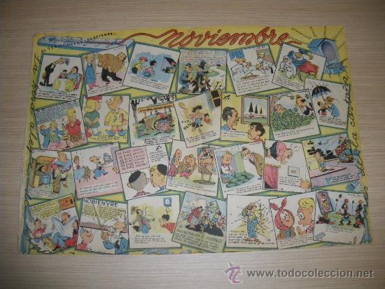 Tebeos: EL GRAN CHICOS - NOVIEMBRE DE 1945 - Nº 2 - PORTADA ILUSTRADA POR C. ROCA - CONTIENE LA LAMINA CENTR - Foto 2 - 26957448
