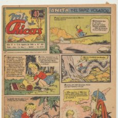 Giornalini: MIS CHICAS Nº 237. C.GIL 1941.. Lote 28158414