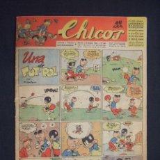 Tebeos: CHICOS - Nº 330 - 29 NOVIEMBRE 1944 -. Lote 28490687
