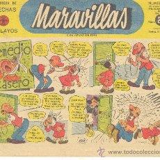 Tebeos: MARAVILLAS Nº 195. Lote 29051953